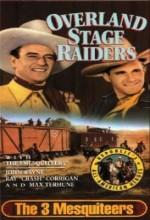 Overland Stage Raiders (1938) afişi