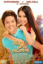 Aşk Olmalı (2013) afişi