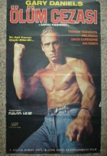 Ölüm Cezası (1991) afişi