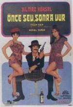 Önce Sev Sonra Vur (1971) afişi