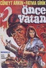 Önce Vatan (1974) afişi