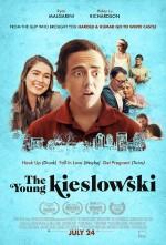 The Young Kieslowski (2015) afişi