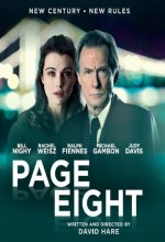 Page Eight (2011) afişi