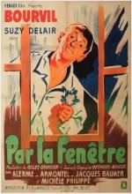 Par La Fenêtre (1948) afişi