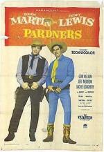 Pardners (1956) afişi