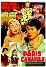 Paris Canaille (1956) afişi