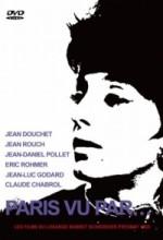 Paris'te Altı… (1965) afişi