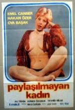 Paylaşılamayan Kadın (1980) afişi
