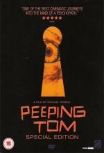 Peeping Tom (1960) afişi