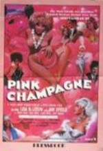 Pembe şampanya (1979) afişi