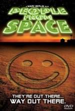 People From Space (1999) afişi