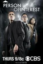 Person Of Interest (2011) afişi