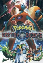 Pokemon: Destiny Deoxys (2004) afişi