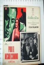 Por El Mismo Camino (1953) afişi