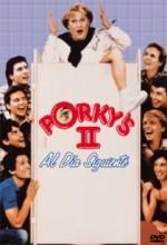 Porky's 2: Sonraki Gün (1983) afişi