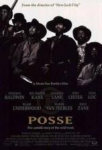 Posse (1993) afişi