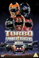 Turbo: A Power Rangers Movie (1997) afişi
