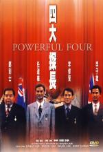Powerful Four (1991) afişi