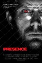 Presence (2008) afişi