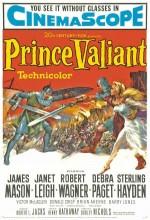 Prince Valiant (1954) afişi