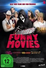 Prosieben Funnymovie - H3: Halloween Horror Hostel (2008) afişi