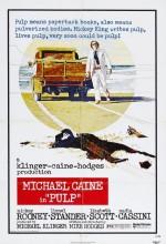 Pulp (1972) afişi
