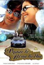 Pyaar To Hona Hi Tha (1998) afişi