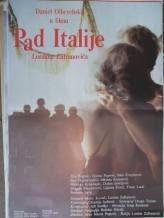 Pad Italije (1981) afişi