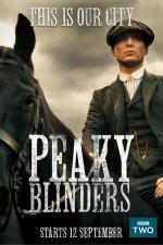 Peaky Blinders Sezon 3 (2015) afişi
