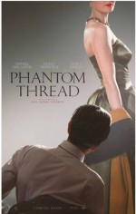 Phantom Thread (2017) afişi