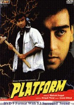 Platform (1993) afişi