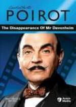 Poirot Bay Davenhaim'ın Kaybolması (1990) afişi