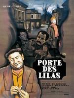 Porte Des Lilas (1957) afişi