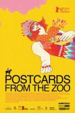 Postcards From The Zoo (2012) afişi