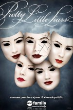 Pretty Little Liars Sezon 7 (2016) afişi