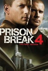Prison Break (2008) afişi
