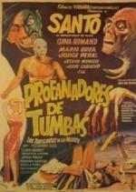 Profanadores De Tumbas (1966) afişi