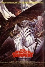 Q, The Winged Serpent (1982) afişi