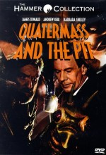Quatermass And The Pit (1967) afişi