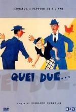 Quei Due (1935) afişi