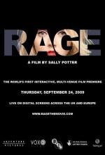 Rage (2009) afişi