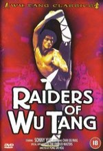 Raiders Of The Shaolin Temple