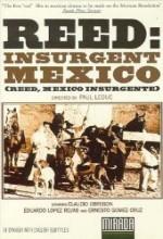 Reed, México Insurgente (1973) afişi
