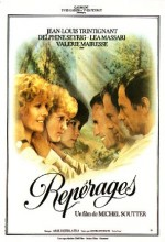 Repérages (1977) afişi