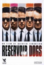 Rezervuar Köpekleri (1992) afişi