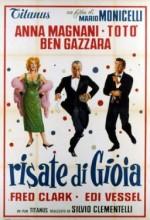 Risate Di Gioia (1960) afişi