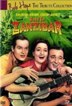 Road To Zanzibar (1941) afişi