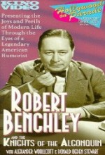Robert Benchley And The Knights Of The Algonquin (1998) afişi