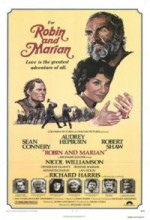 Robin And Marian (1976) afişi