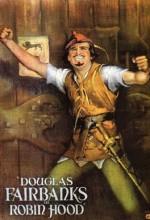 Robin Hood (I) (1922) afişi